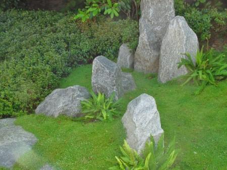 Japanischer garten stein garten - Japangarten pflanzen ...