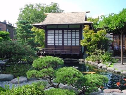 japanisches gartenhaus selber bauen. Black Bedroom Furniture Sets. Home Design Ideas