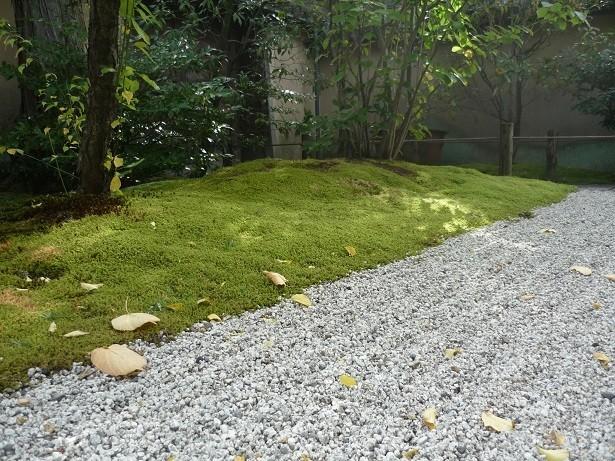 Japanischer Garten - Splitt U.Splittmuster